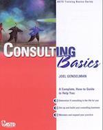 Consulting Basics (Astd Training Basics)