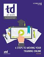 6 Steps to Moving Your Training Online