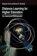 Distance Learning for Higher Education
