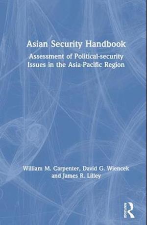 Asian Security Handbook