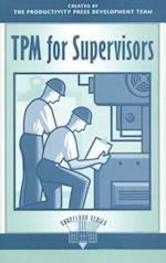 TPM for Supervisors (Shopfloor Series)