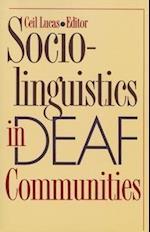 Sociolinguistics in Deaf Communities