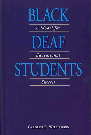 Black Deaf Students