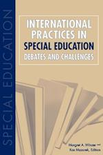 International Practices in Special Education