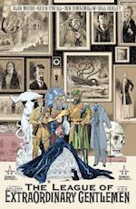 League of Extraordinary Gentlemen, the Vol 01 af Alan Moore, Allan Moore