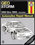 Geo Storm (1990-1993) Automotive Repair Manual (Haynes Automotive Repair Manuals)