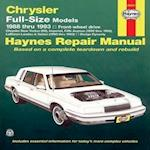 Chrysler Full-size Models (1988-1993) Automotive Repair Manual (Haynes Automotive Repair Manuals)