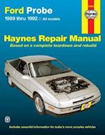 Ford Probe 1989-92 Automotive Repair Manual (Haynes Automotive Repair Manuals)