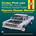 Dodge Pick-ups (74-93) Automotive Repair Manual (Haynes Automotive Repair Manuals)
