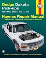 Dodge Dakota Pick-ups (87-96) Automotive Repair Manual (Haynes Automotive Repair Manuals)