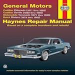 GM Eldorado and Seville, Oldsmobile Toronado, Buick Riviera Automotive Repair Manual (Haynes Automotive Repair Manuals)