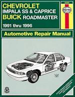 Chevrolet Impala SS and Caprice, Buick Roadmaster (1991-96) Automotive Repair Manual (Haynes Automotive Repair Manuals)