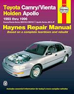 Toyota Camry/Vienta and Holden Apollo Australian Automotive Repair Manual (Haynes Automotive Repair Manuals)