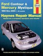 Ford Contour and Mercury Mystique Automotive Repair Manual (Haynes Automotive Repair Manuals)