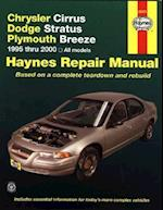 Chrysler Cirrus, Dodge Stratus, Plymouth Breeze Automotive Repair Manual (Haynes Automotive Repair Manuals)