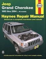 Jeep Grand Cherokee 1993 Thru 2004 af J H Haynes, Larry Warren, John Haynes