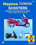 Scooters Service and Repair Manual (HAYNE'S AUTOMOTIVE REPAIR MANUAL)