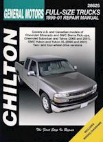 GM Full Size Trucks Automotive Manual (Haynes Automotive Repair Manuals)