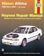 Nissan Altima Automotive Repair Manual (Haynes Automotive Repair Manuals)