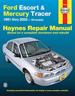 Ford Escort & Mercury Tracer Automotive Repair Manual (Haynes Automotive Repair Manuals)