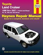 Toyota Landcruiser Service and Repair Manual (Haynes Service and Repair Manuals)