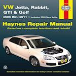 VW Jetta, Rabbit, GI, Golf Automotive Repair Manual (Haynes Automotive Repair Manuals)