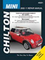 Chilton's Mini Cooper Mk 1 & Mk II 2002-11 Repair Manual af Martynn Randall