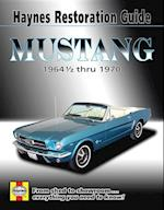 Mustang Restoration Guide (Haynes Automotive Repair Manuals)