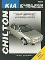 Kia Spectra/Sephia/Sportage Automotive Repair Manual (Haynes Automotive Repair Manuals)
