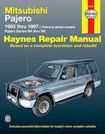 Mitsubishi Pajero Petrol & Diesel Automotive Repair Manual (Haynes Automotive Repair Manuals)