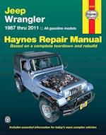 Jeep Wranger Automotive Repair Manual (Haynes Automotive Repair Manuals)