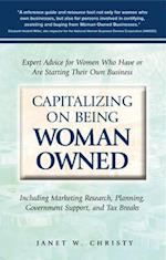 Capitalizing on Being Woman Owned