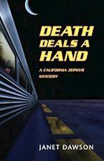 Death Deals a Hand (California Zephyr Mystery)