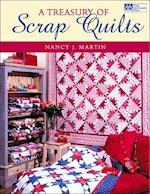 A Treasury of Scrap Quilts af Nancy J Martin
