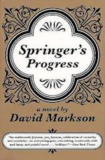 Springer's Progress af David Markson