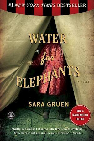 Bog, paperback Water for Elephants af Sara Gruen