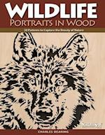 Wildlife Portraits in Wood af Charles Dearing