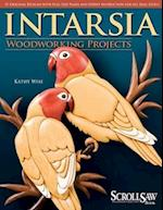 Intarsia Woodworking Projects (Scroll Saw, Woodworking & Crafts Book)