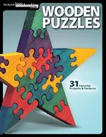 Wooden Puzzles (Scroll Saw, Woodworking & Crafts Book)