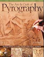 The Art & Craft of Pyrography af Lora S. Irish