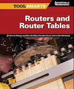 Routers and Router Tables (Tool Smarts)