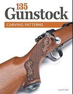 135 Gunstock Carving Patterns