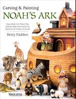 Carving & Painting Noah's Ark