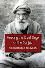 Meeting the Great Sage of the Punjab