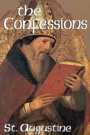 Bog, paperback Confessions af Maria Augustine