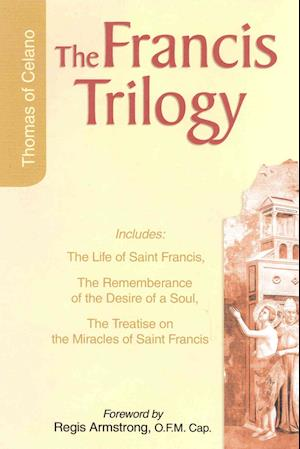 Bog, paperback The Francis Trilogy of Thomas of Celano af of Celano Thomas
