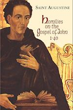 Homilies on the Gospel of John 1-40 (The Works of Saint Augustine : A Translation for the 21st Century)