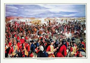 Highland Charge at Drummossie Muir (Print)