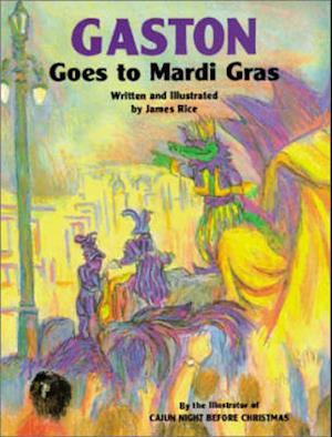 Bog, ukendt format Gaston (R) Goes to Mardi Gras Ornament af Rice