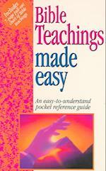 Bible Teachings Made Easy (Made Easy)